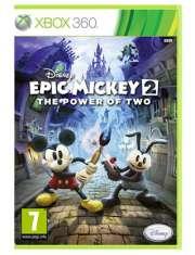 Disney Epic Mickey 2 Siła Dwóch Xbox360-37912