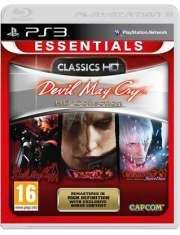 Devil May Cry HD Collection Essentials PS3-26356