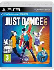Just Dance 2017 PS3-13636