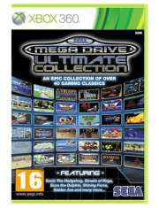 Sega Mega Drive Ultimate Collection Classi Xbox360-20324
