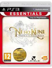 Ni No Kuni Wrath Of The White Witch Essentials PS3-8693