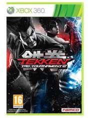 Tekken Tag Tournament 2 Classics Xbox360-5527
