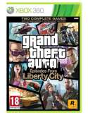 Grand Theft Auto & Episodes Xbox360