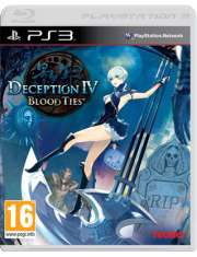 Deception IV Blood Ties PS3-6363