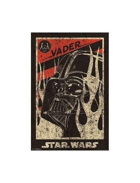 Star Wars Gwiezdne Wojny Vader - plakat