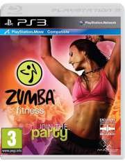 Zumba Fitness Join The Party PS3-24961