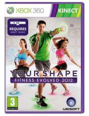 Your Shape Fitness Evolved 2012 Xbox360 Używana-16211
