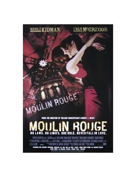 Moulin Rouge - plakat