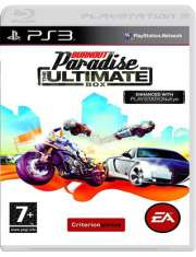 Burnout Paradise The Ultimate Box PS3-32564