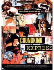Chungking Express - plakat