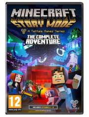 Minecraft Story Mode The Complete Adventure PC-20893