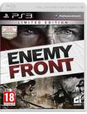 Enemy Front Limited Edtion PS3