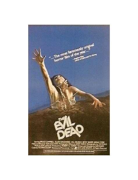 Martwe zło Evil Dead - plakat