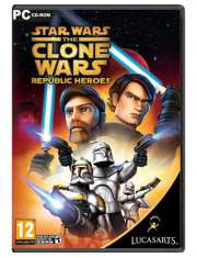 Star Wars The Clone Wars Republic Heroes PC-13027