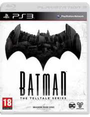 Batman The Telltale Series PS3-21270