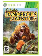 Cabelas Dangerous Adventure Xbox360-7747
