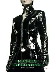 Matrix Reaktywacja Trinity - plakat