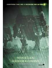 Matrix Rewolucje Bitwa - plakat