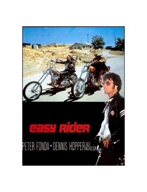 Easy Rider Harley Davidson - plakat