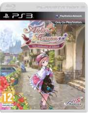 Atelier Rorona The Alchemist of Arland PS3-8132