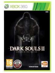 Dark Souls 2 Goty Scholar of The First Sin Xbox360-4323