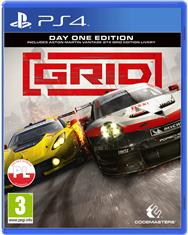 GRID Day One Edition PS4-44538