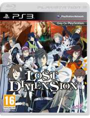 Lost Dimension PS3-5095