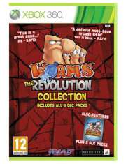 Worms The Revolution Collection Xbox360 Używana-17006