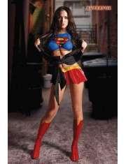 Megan Fox Superfox - plakat