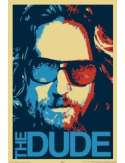 The Big Lebowski The Dude - plakat