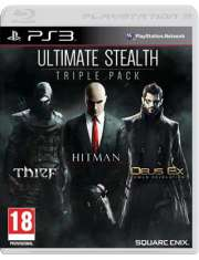Ultimate Stealh Triple Pack Thief 10 PS3-28522