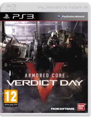 Armored Core Verdict Day PS3-894