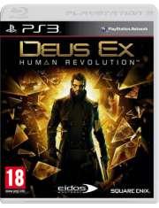 Deus ex Human Revolution Nordic Edition PS3-1051
