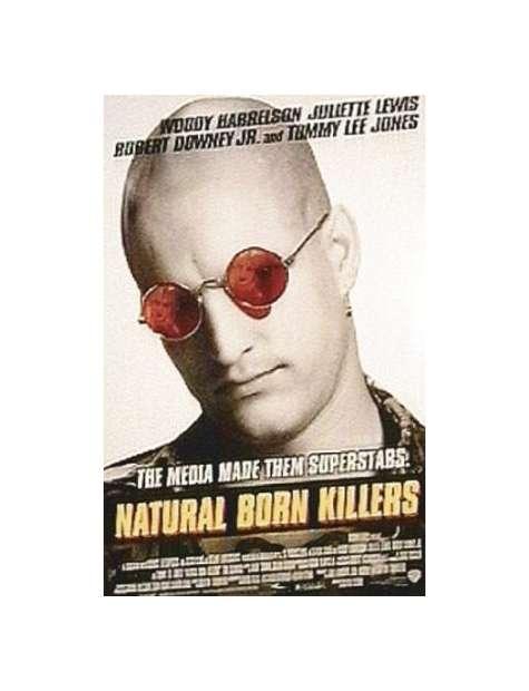 Urodzeni mordercy Oliver Stone - plakat