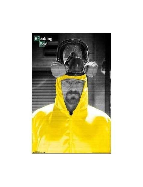 Breaking Bad Kobinezon Ochronny - plakat