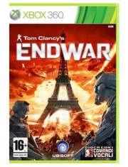 Tom Clancys EndWar Xbox360 Używana-14658