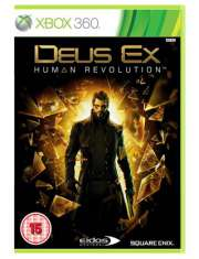 Deus Ex Human Revolution Xbox360 Używana-14809