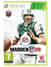 Madden NFL 09 Xbox360 Używana-17525