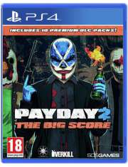 Payday 2 The Big Score PS4-28544