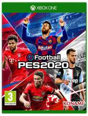 eFootball PES 2020 Xbx One-43918