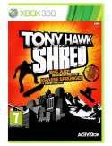 Tony Hawks Shred Xbox360 Używana