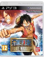 One Piece Pirate Warriors PS3-1547