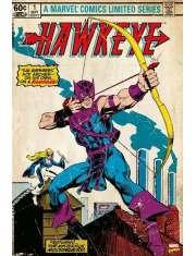 Hawkeye retro - plakat
