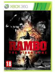 Rambo The Video Game Xbox360-19829