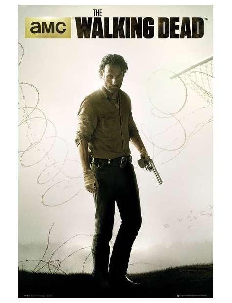 The Walking Dead Więzienie - plakat