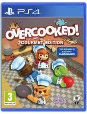 Overcooked Gourmet Edition PS4-28705