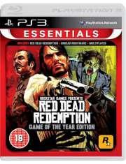 Red Dead Redemption GOTY Essentials PS3-44612