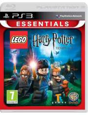 Lego Harry Potter Years 1-4 Essentials PS3-20000
