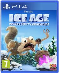 Ice Age: Scrat's Nutty Adventure PS4-45005