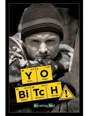 Breaking Bad Yo Bitch! - plakat